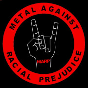 Clochtard Crasvat - Visuel M.A.R.P.  Metal Against Racial Prejudice