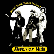 """Clochtard Crasvat - Vêtement Punk, rock et anarchiste - Berurier Noir """"Souvent Fauché"""""""