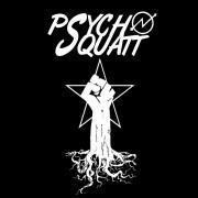 Visuel du groupe anarcho-punk PSYCHO SQUATT