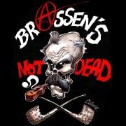 Anartisanart - Les mauvais garçons font bonne impression - BRASSEN'S NOT DEAD 01 dessin Coyote
