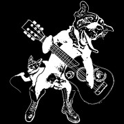 Clochtard Crasvat - Vêtement Punk, rock et anarchiste - Bastard Dog