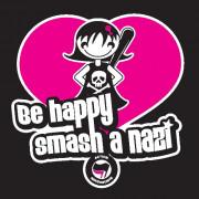 ANARTISANART - Les mauvais garçons font bonne impression BE HAPPY