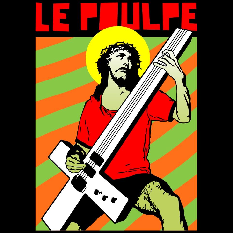 JÉSUS Le Poulpe